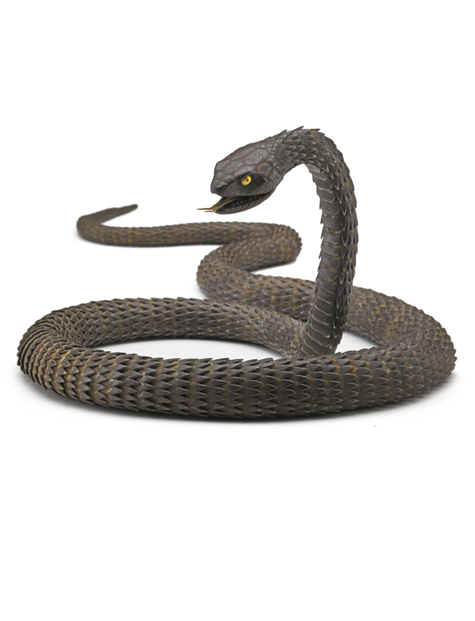 Iron Articulated Snake