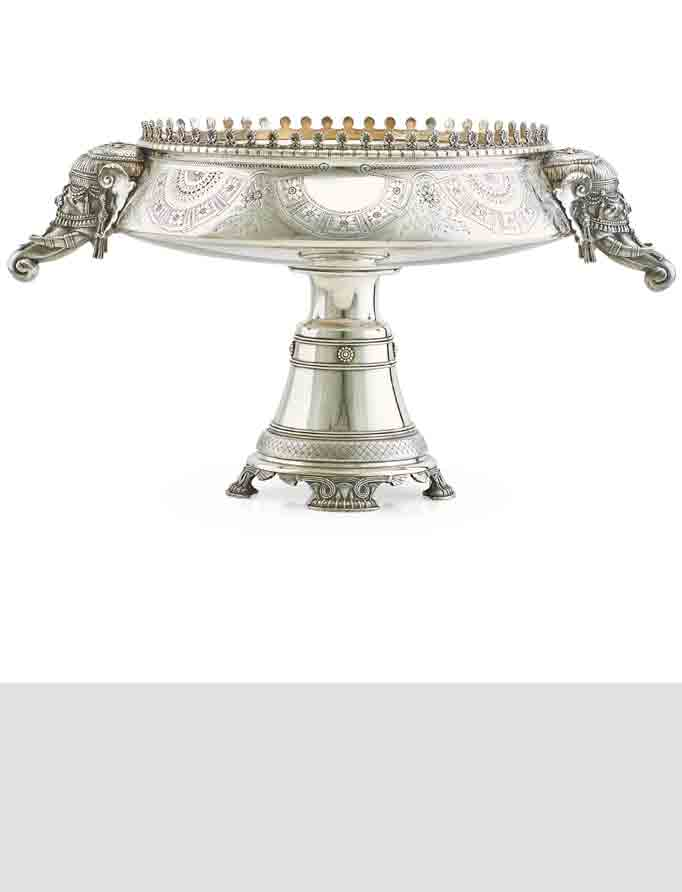 Tiffany & Co. Sterling Silver Centerpiece Bowl