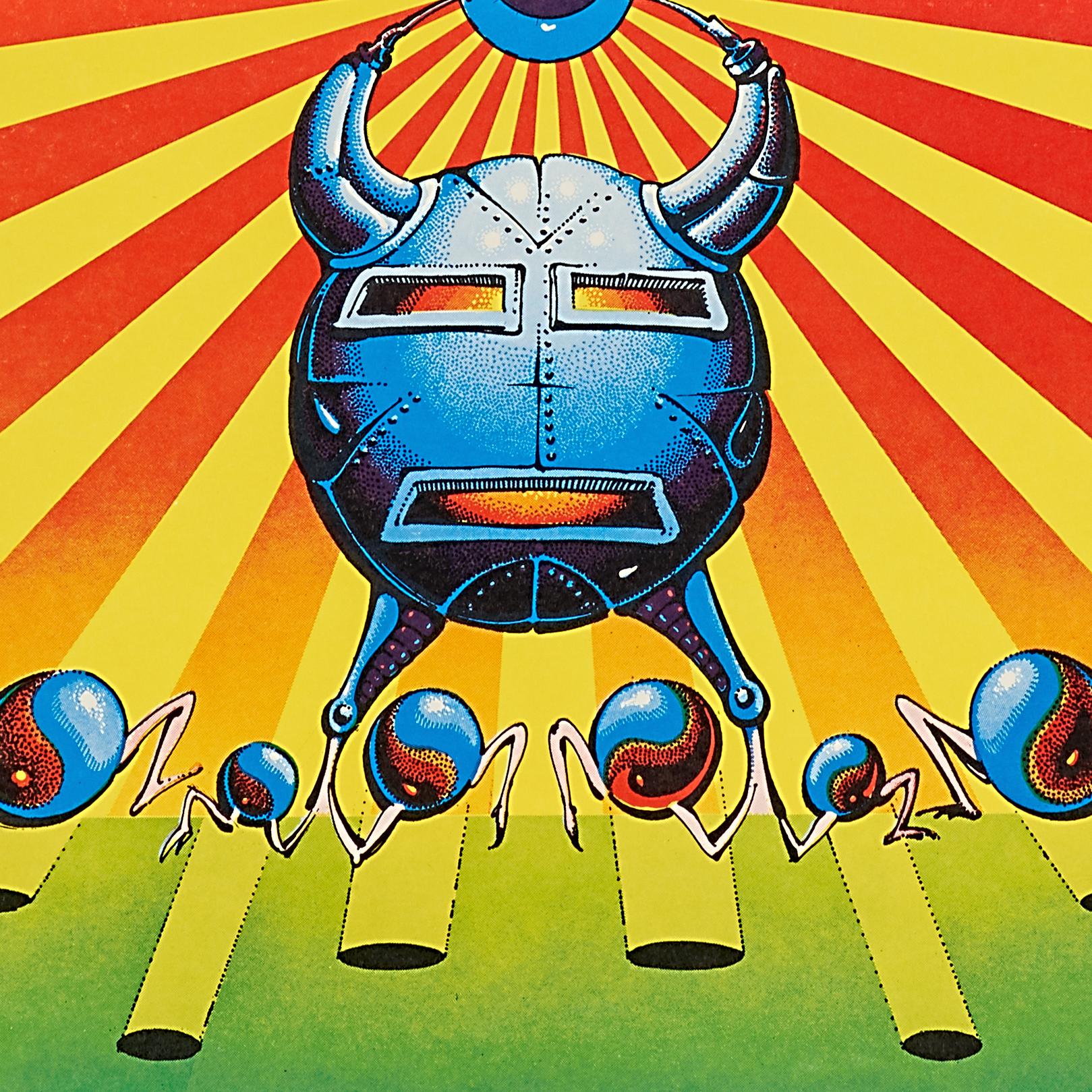 "Psychedelic! … ""Bill Graham Presents"""
