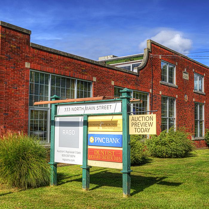 Where Delaware Valley Modernism Lives