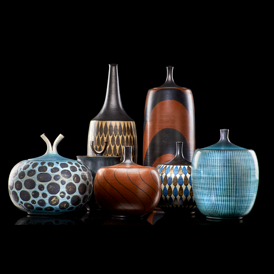 A Feast of Modern Ceramics Baked to Perfection are Coming Up on Bidsquare